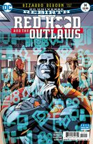 Red Hood And The Outlaws #14 (Rebirth)