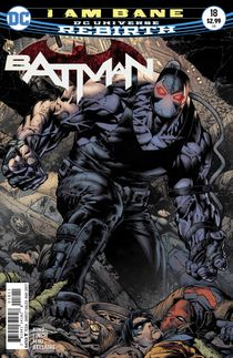 Batman #18A (Rebirth)