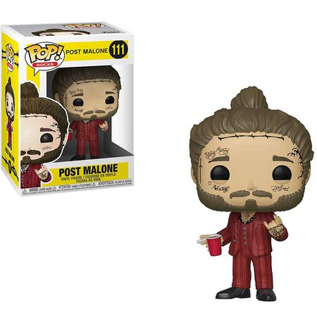 Фигурка Funko POP! Post Malone - Пост Мэлоун