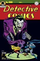 Detective Comics #1000 1940's by Bruce Timm