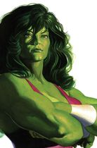 Immortal She-Hulk #1D