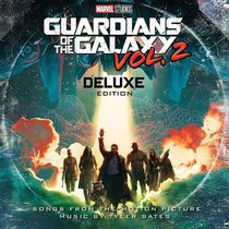 Виниловая пластинка Guardians Of The Galaxy 2 OST Deluxe Edition 2 LP