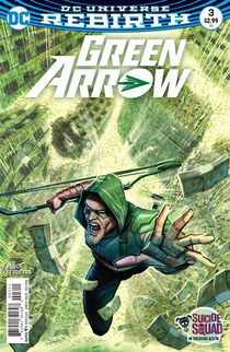 Green Arrow #3 (Rebirth)
