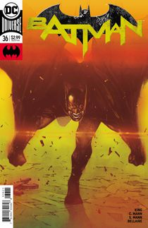 Batman #36B (Rebirth)