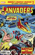 True Believers: Marvel's Greatest Creators: The Invaders #1