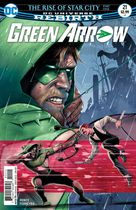 Green Arrow #21A (Rebirth)