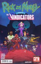 Rick and Morty Presents : The Vindicators #1