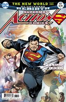 Action Comics #977 (Rebirth)
