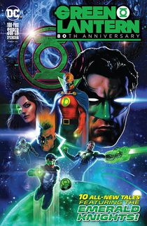 Green Lantern 80th Anniversary 100-Page Super Spectacular (Английский Язык)