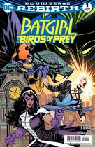 Batgirl and the Birds of Prey #1 (Rebirth)