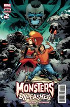Monsters Unleashed! #2 (2017)