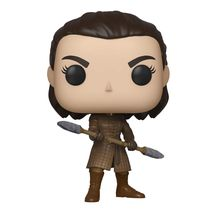 Фигурка Funko POP! Игра Престолов - Арья Старк с копьем (Game Of Thrones - Arya Stark with Spear)