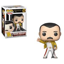 Фигурка Funko POP! Queen - Фредди Меркьюри (Queen - Freddie Mercury)