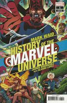 History of the Marvel Universe #1B
