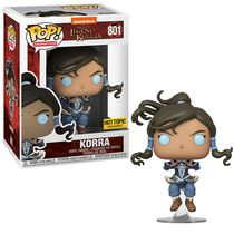 Фигурка Funko POP! Корра - Легенда о Корре Эксклюзив (The Legend of Korra Hot Topic Exclusive)