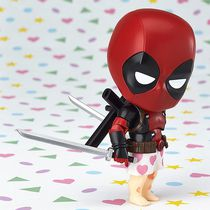Фигурка Дэдпул Нендороид (Deadpool Orechan Edition Nendoroid)