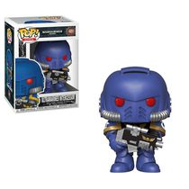 Фигурка Funko POP! Warhammer 40000 - Ультрамарин (Ultramarines Intercessor)