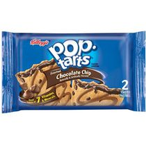 Pop Tarts Chocolate Chip печенье