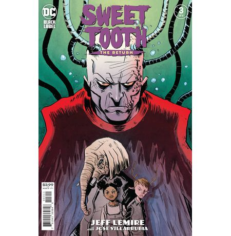 Sweet Tooth: The Return #3
