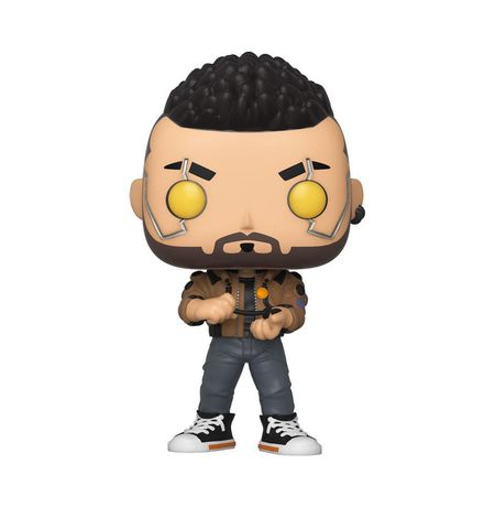Фигурка Funko POP! Cyberpunk 2077 - V-Male (Exclusive)