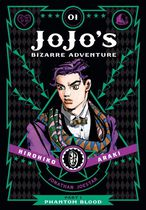 JoJo's Bizarre Adventure. Part 1. Phantom Blood Vol. 1