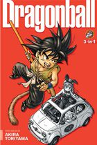 Dragon Ball Vol. 1-3