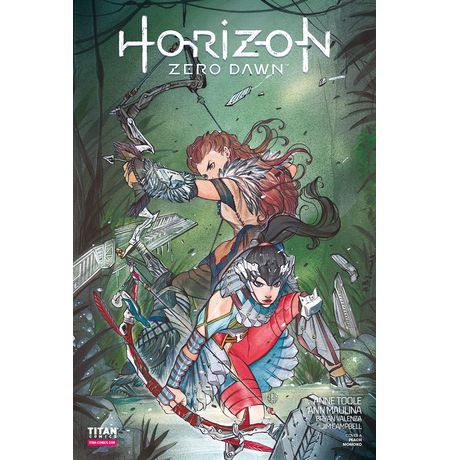 Horizon Zero Dawn #4A