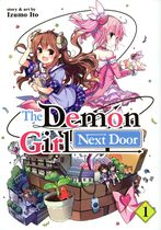 Demon Girl Next Door Vol 1 (манга)