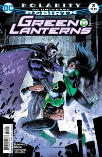 Green Lanterns #21 (Rebirth)
