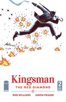 Kingsman: The Red Diamond #2A
