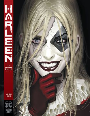 Harleen. Book One