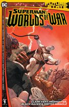 Future State Superman: Worlds of War #1A