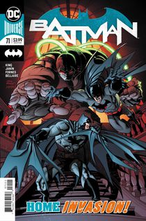 Batman #71 (Rebirth)