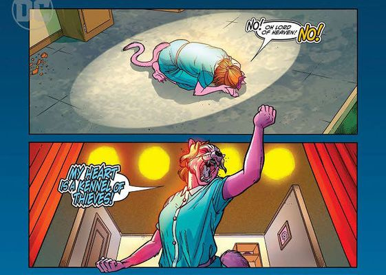 Exit Stage Left: The Snagglepuss Chronicles #1 изображение 3