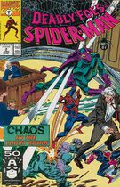 Deadly Foes of Spider-Man #2 (1991 год)