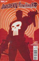 Daredevil/Punisher #2A
