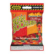 Конфеты Jelly Belly Bean Boozled, острые