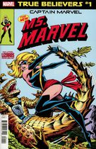 True Believers: Captain Marvel: The New Ms. Marvel #1