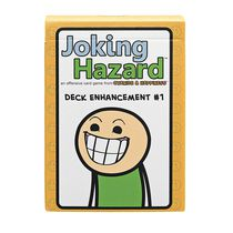 Дополнение №1 к игре Joking Hazard (100 карт)