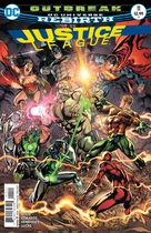Justice League #11 (Rebirth)