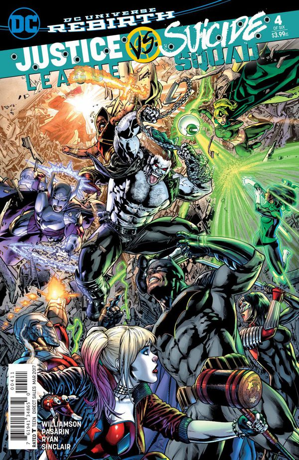 Justice League vs. Suicide Squad #4