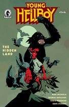 Young Hellboy #1 by Mike Mignola