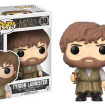 Виниловая фигурка Funko POP! Игра Престолов - Тирион Ланнистер (Tyrion Lannister - Game Of Thrones)