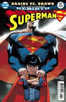 Superman #26 (Rebirth) комикс