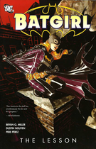 Batgirl: The Lesson TPB
