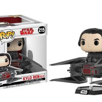 "Виниловая фигурка Funko POP! Кайло Рен на истребителе ""Kylo Ren with Tie Fighter"" Star Wars"