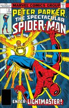 Peter Parker, The Spectacular Spider-Man (1976 1st Series) #3