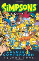 Simpsons Comics. Colossal Compendium TPB Vol. 4