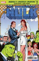True Believers: Marvel's Greatest Creators: The Incredible Hulk: The Wedding of Rick Jones #1