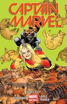 Captain Marvel TPB #2 (Stay Fly)